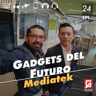 Gadget del futuro con MediaTek.