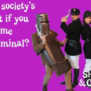 Is it society's fault if you become a criminal?