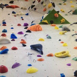 Sport : bloc (escalade) pour le dépassement de soi