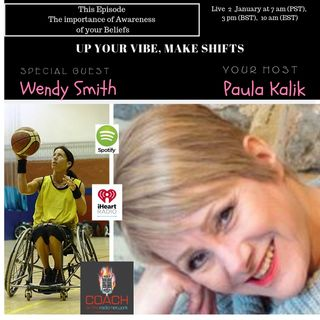 From wheelchair to winner with Wendy Smith