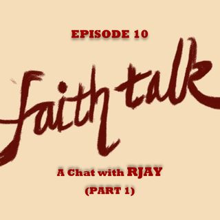 Ep. 10 - A Chat with RJay (PART 1) (Conscious Creators)