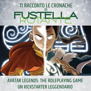 Avatar Legends: The Roleplaying Game - Un Kickstarter leggendario