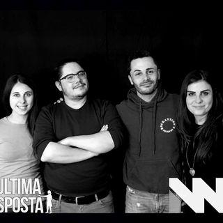 2x18 - L'ultima Risposta - Intervista a Riccardo ed Elena di ROCKANTINA per presentarci il loro Music Contest