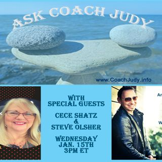 The Coach Judy Live Show!