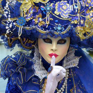 Il carnevale a Venezia. Intervista