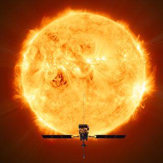 Brillamenti in miniatura nell'occhio di Solar Orbiter