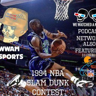 002. 1994 NBA Slam Dunk Contest/Our Top 10 Quarterbacks of All Time
