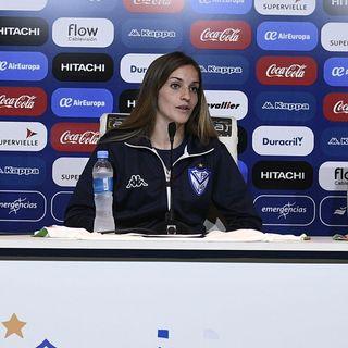Presentación Plantel Fútbol Femenino