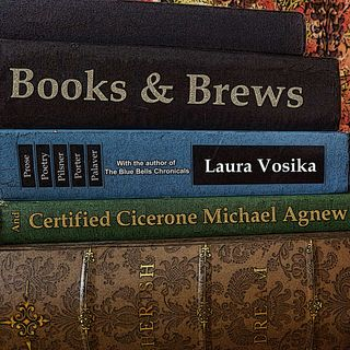 Books and Brews Podcast Episode #2: Toussaint Morrison