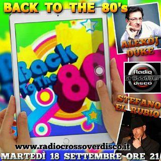 BACK TO THE 80'S 4 STAGIONE DJ DUKE E EL RUBIO