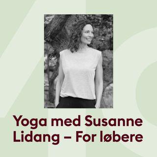 Yoga med Susanne Lidang: For løbere