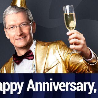 Happy 9th Anniversary, Tim Cook! | TWiT Bits