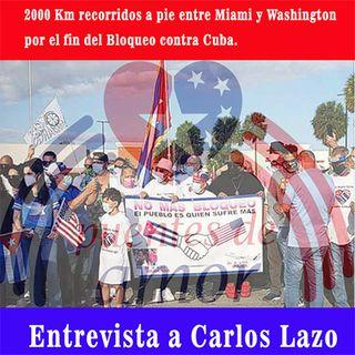 Entrevista a Carlos Lazo