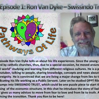 Ep01 - Ron Van Dyke - Swissindo Trust