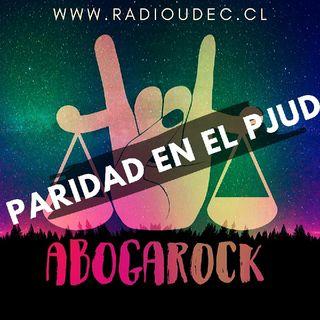 10T2- PARIDAD EN EL PODER JUDICIAL