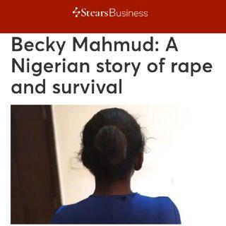 Episode 2- Becky Mahmud's Case