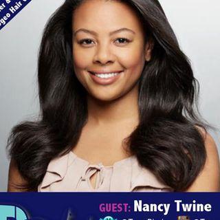 CAREER CONVERSATIONS: Entrepreneur Extraordinaire Nancy Twine of Briogeo Hair!