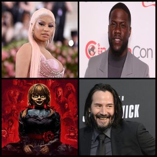 Episode 44 - Kevin Hart Accident , Hurricakes, Nicki Minaj's Advice, Annabelle| #toxicrelationships #nickiminaj #hurricanedorian #kevinhart