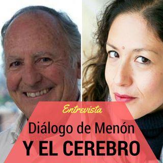 Battro, Sigman y Goldin: El comportamiento del cerebro con el diálogo de Menón