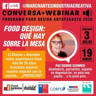 Food Design, ¿Qué hay sobre la mesa? | Food Design DISÉÑALA #07
