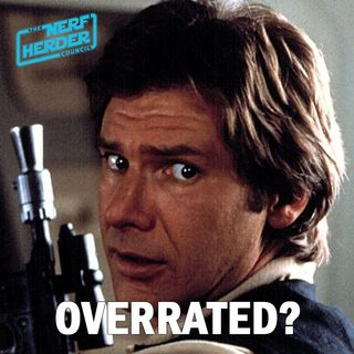 Most Overrated Star Wars Characters
