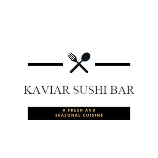 All you need to know about sushi – Kaviar Sushi Bar
