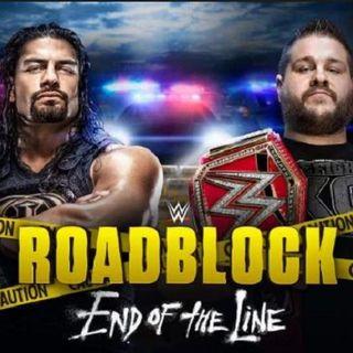 WWE Roadblock 2016 Preview Show