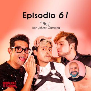 Ep 61 Pies con Johnny Carmona
