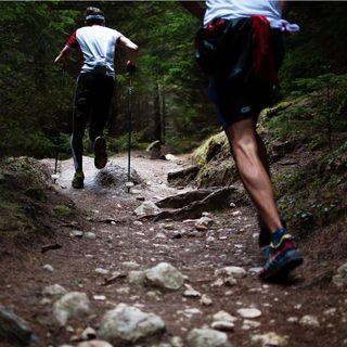 Ep. 13 - Su dal divano - Trail Running