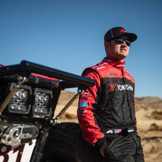 Episode 50: Ultra4 Racer Levi Shirley!!!