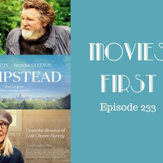 Hampstead - Movies First with Alex First & Chris Coleman Episode 233