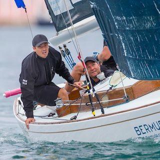 Australian match race skipper Torvar Mirsky