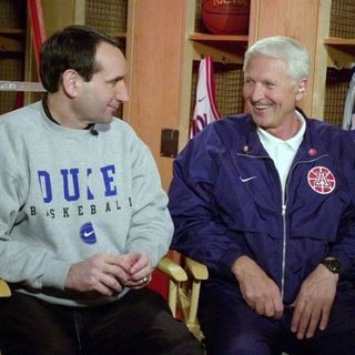 Ep.104: Happy Retirement! The Good, the bad and the ugly of Coach K vs. Arizona.