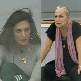 Amici: La furia di Alessandra Celentano contro  Elena d' Amario