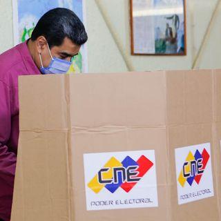 audio chavista. elecciones 2020.