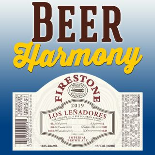 Firestone Walker & Cigar City brewing Los Leñadores