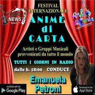 4 Ottobre 2016 - Festival ANIME di CARTA - Locanda Blues