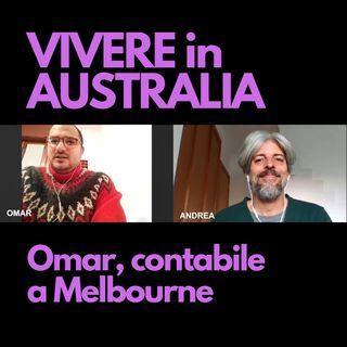 Omar, contabile a Melbourne