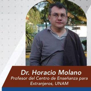 VOCES DEL ESPAÑOL 071 Invitado Dr. Horacio Molano