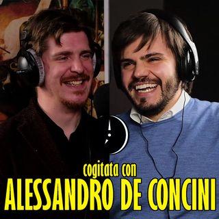 Cogitata con ALESSANDRO DE CONCINI, creator