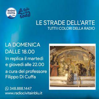 Il candelabro pasquale della Cattedrale di Gaeta