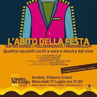 Giorno #6 - LIVE da Palazzo Grassi, Aradeo