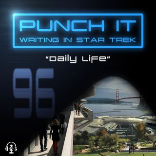 Punch It 96 - Daily Life