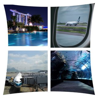 The Ramble of Positivity: Episode 031 - Singapore, I'm Coming!