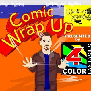 Comic Wrap Up Episode 68
