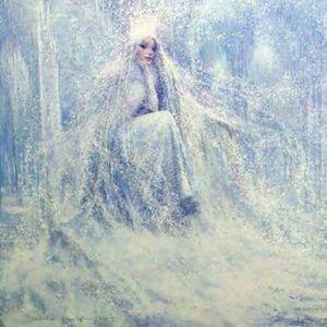 La donna delle nevi