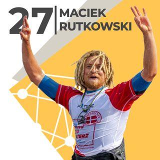 Maciek Rutkowski-życie na fali-wicemistrz świata w windsurfingu