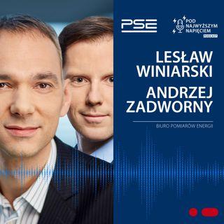 Pod Najwyższym Napięciem, odcinek 3: Lesław Winiarski i Andrzej Zadworny o CSIRE
