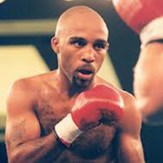 "Legends of Boxing Show:Guest Former Two-Time World Champion James""Buddy""McGirt"