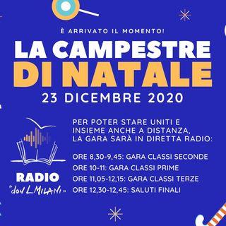 Campestre di Natale 2020